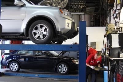 auto repair leominster